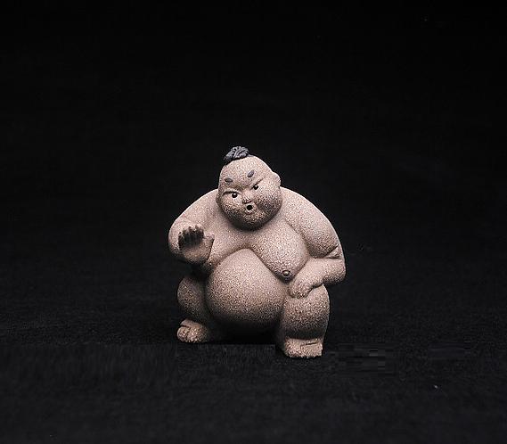 Sumo Yokotsu Teapet