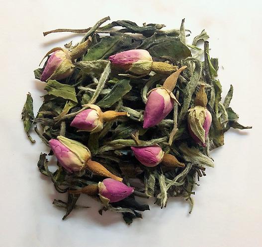 2020 荒野玫瑰白牡丹 (春茶)
