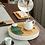 Thumbnail: Seashore Epoxy Tea Tray (Include Shipping for Bulk Item)
