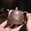Thumbnail: Yixing Zisha Aged Fault Clay Crane Over Dessert Teapot (225ml)