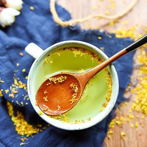 Spring Harvest  Premium Osmanthus - Gold Flake