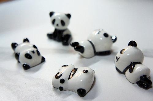 Sleepy Pandas Teapet