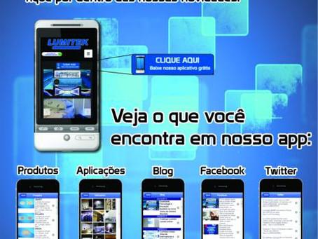 LUMITEK lança aplicativo para facilitar acesso a produtos e fotos