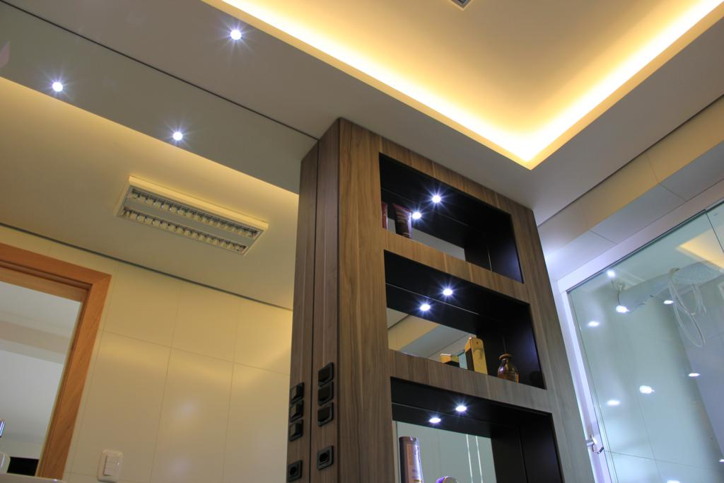 Modelos: OMNI-LEDFLEX Branco Quente
