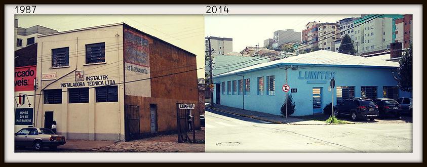 Lumitek 1987 e 2013