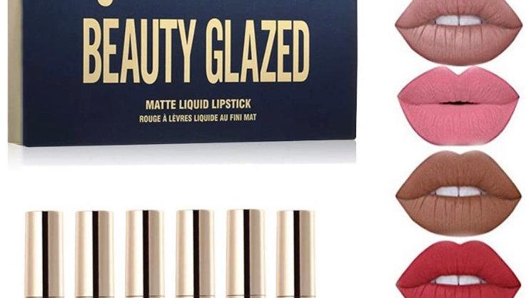 Beauty glazed rouge à lèvre mat