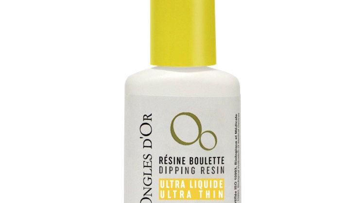 Résine Boulette ultra Liquide 15 mL