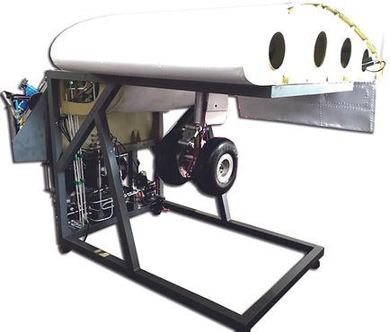 Aircraft-Hydraulic-Landing-Gear-System-T