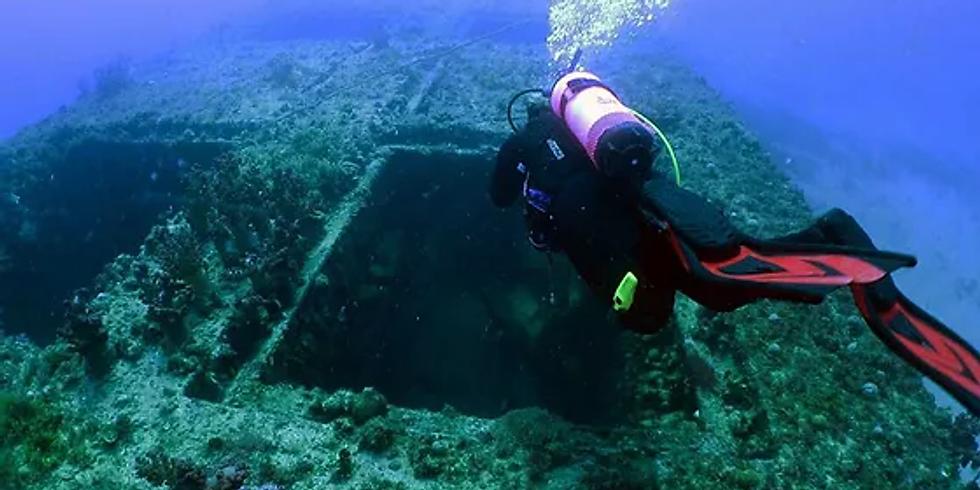 Annual Mindarie Adventure - Gemini Wreck & Gordon's Grotto