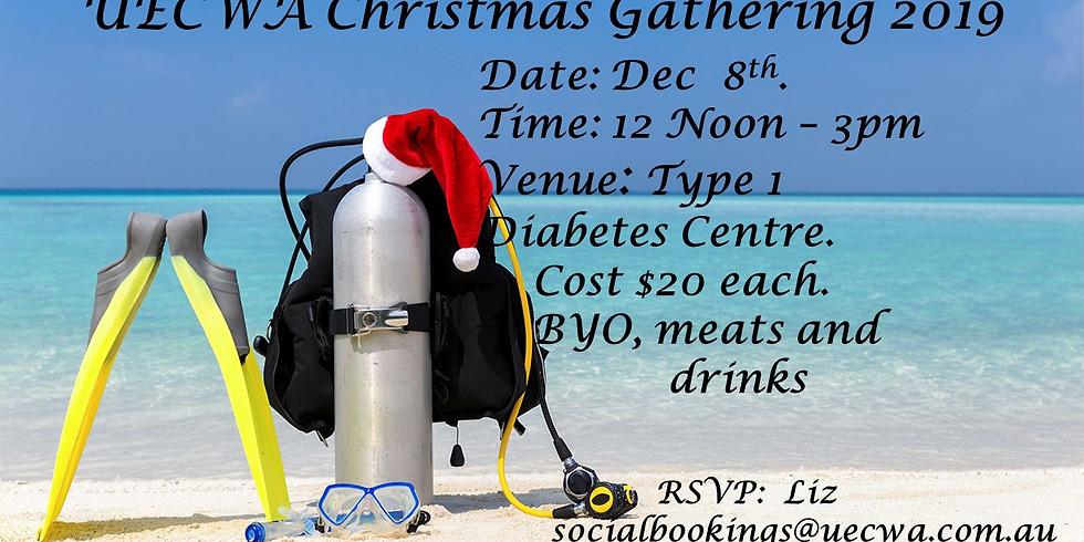 UEC Christmas Party - Social Event