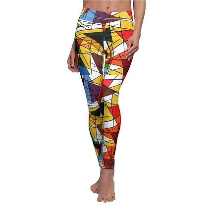 Abstract Languages Leggings