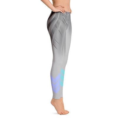 Women's All Day Comfort Grey Venture Pro Wild Life Leggings