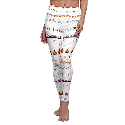 Halloween Colors  Leggings