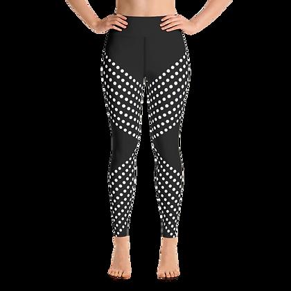 Vee Dot Yoga Leggings
