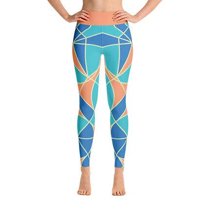 Yoga Leggings – Slow Mood