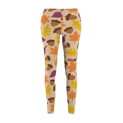 Autumn Pattern Leggings