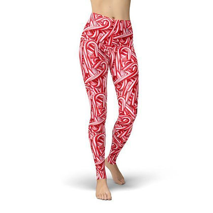 Jean Real Candy Canes