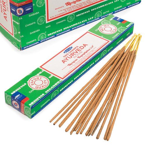 Ayurveda incense sticks