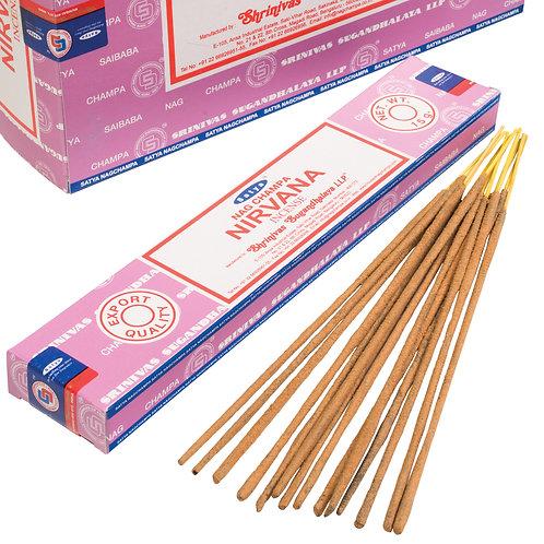 Nirvana incense sticks