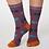 Thumbnail: Purple dragonfly socks