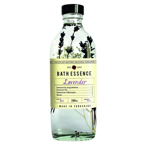 Lavender bath essence