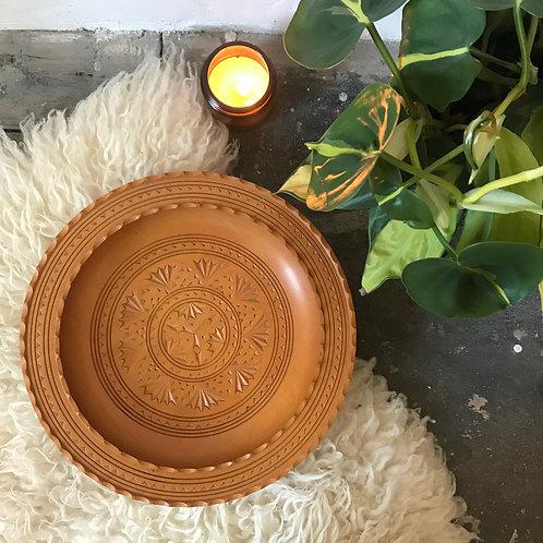 Scandinavian style decorative bowl