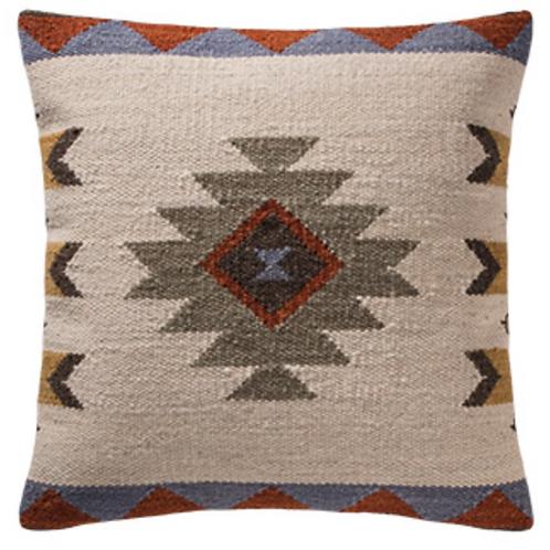 Sakala stone kilim cushion cover