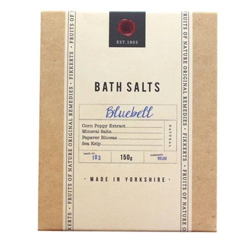Bluebell bath salts