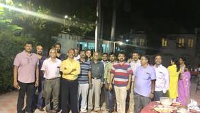 EC Members Family Get Together at Madras Gymkhana Club