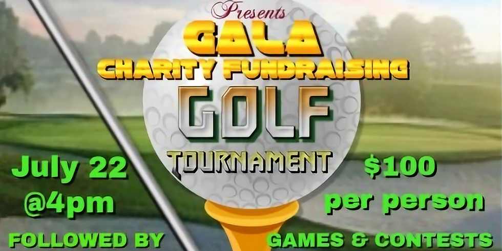 Give Golf Tournament