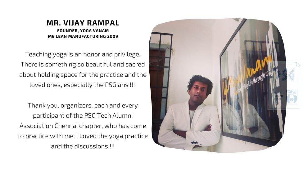 Mr. Vijay Rampal