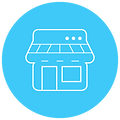 כפתור חנות אינטרנטית