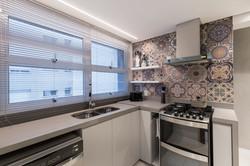 Arquitetura de Interiores da Cozinha