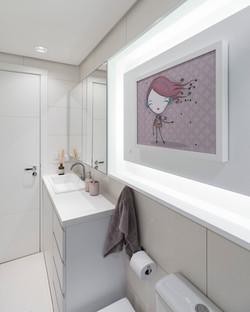 Banheiro de Menina