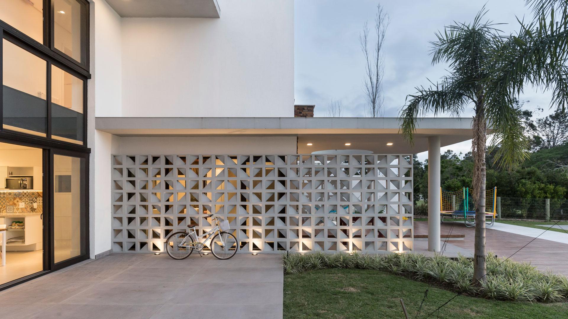 Arquitetura da Casa do Lago