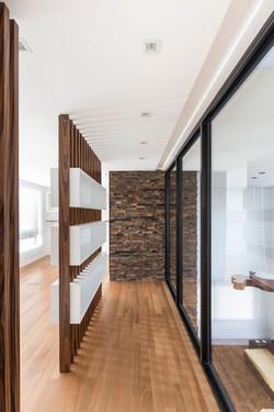 Interiores da Casa do Lago