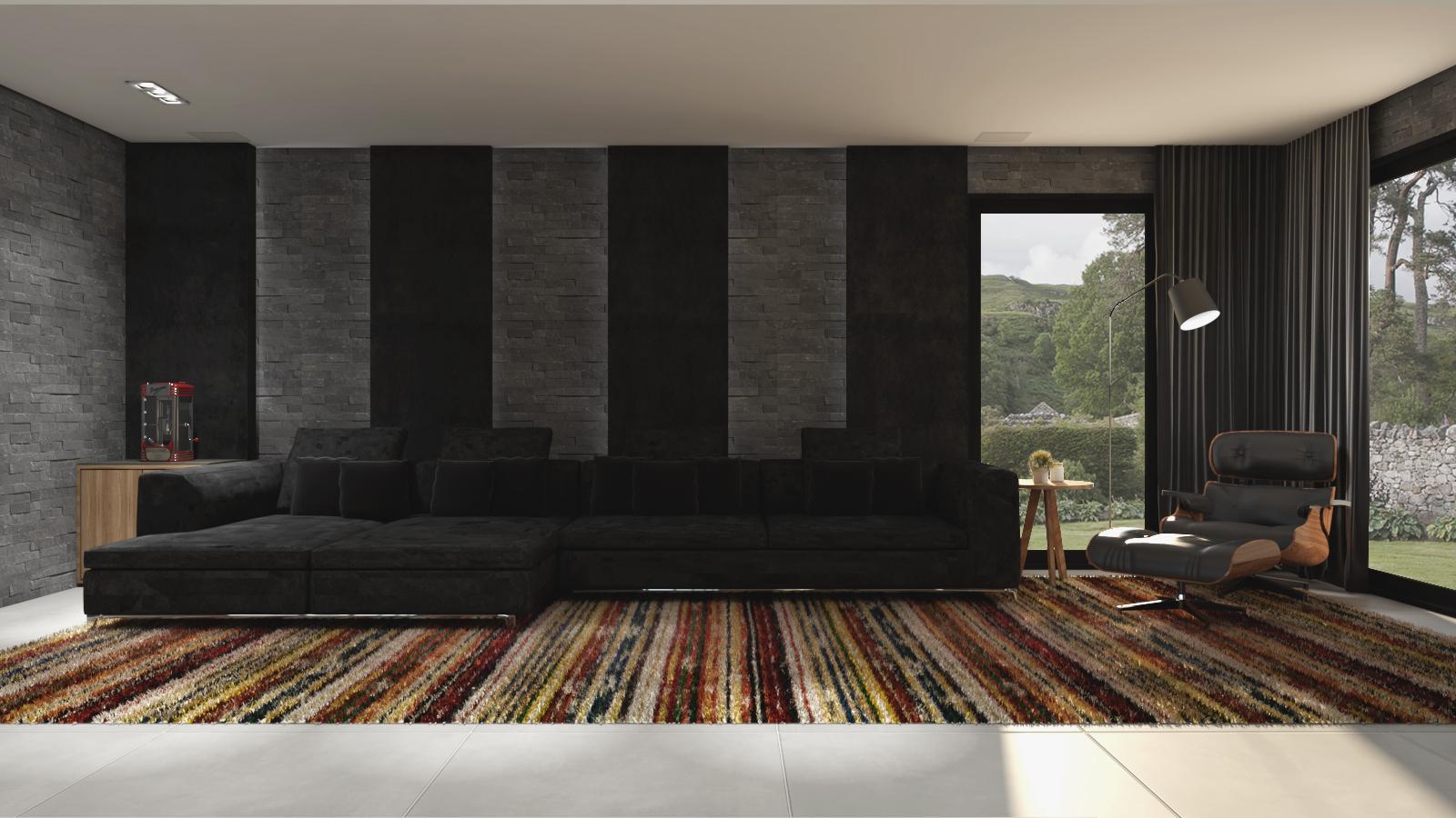 Arquitetura de Interiores da Casa S