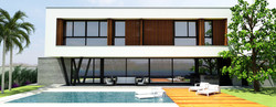 Arquitetura da Casa S em Poa