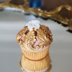 Baroque cupcake 5 art sucre by mounia.jp