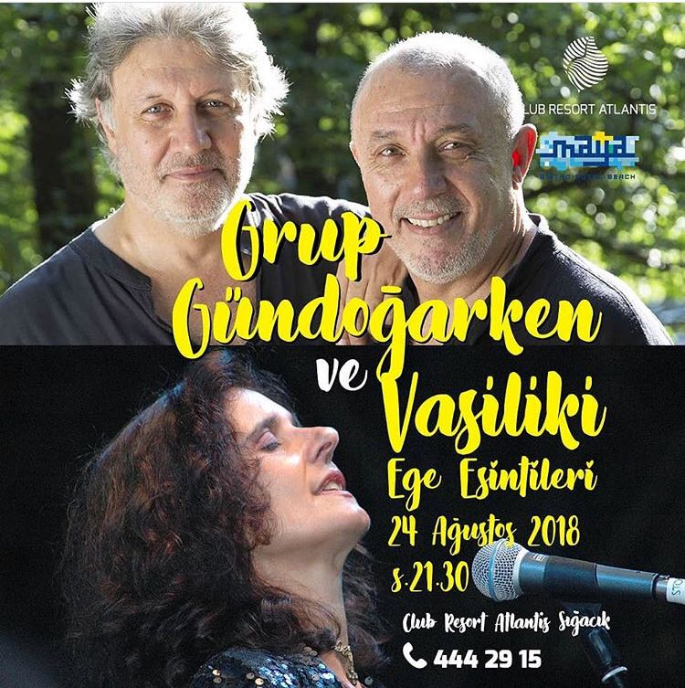 Smyrna concert with Gündoğarken