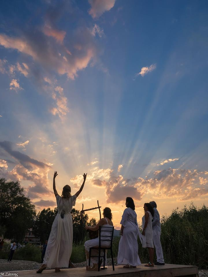 Heraia-Pythagoreia Festival 2018 Samos I
