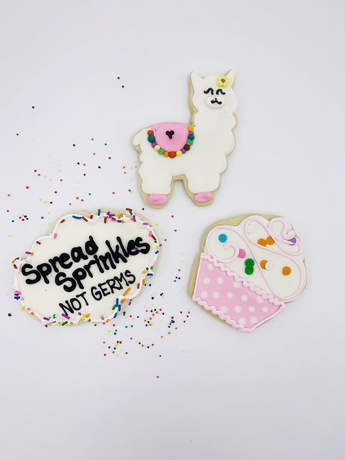 SEASONAL SUGAR COOKIE