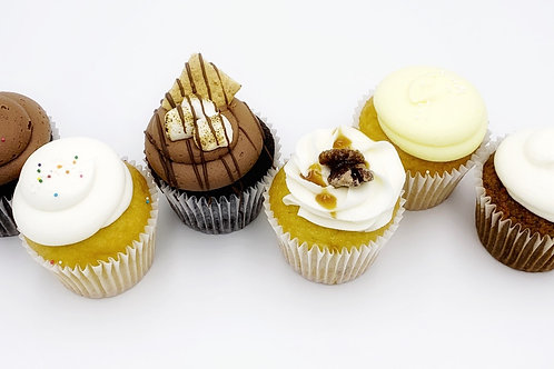 12 DAILY ASSORTED cupCAKES