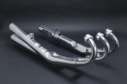 MACH SS750 H2 exhaust system reviving stock on hand
