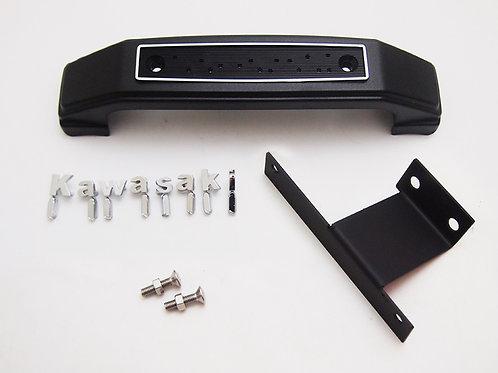 """Z900RS """"Kawasaki"""" black fork emblem"""