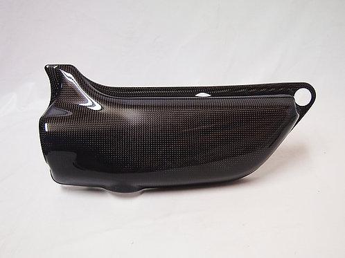 Z900 side cover left (carbon)