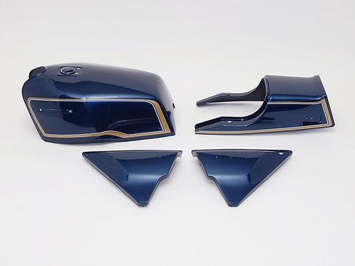 Made to order KZ1000MK2 & KZ750FZ exterior set Luminous Blue