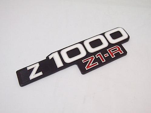 Z1R Side Cover Emblem 1pcs