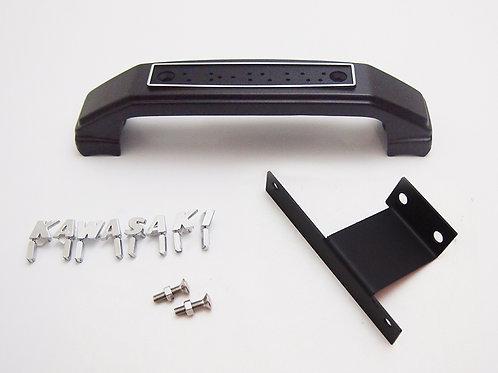 """Z900RS """"KAWASAKI"""" Black fork emblem (all capital)"""