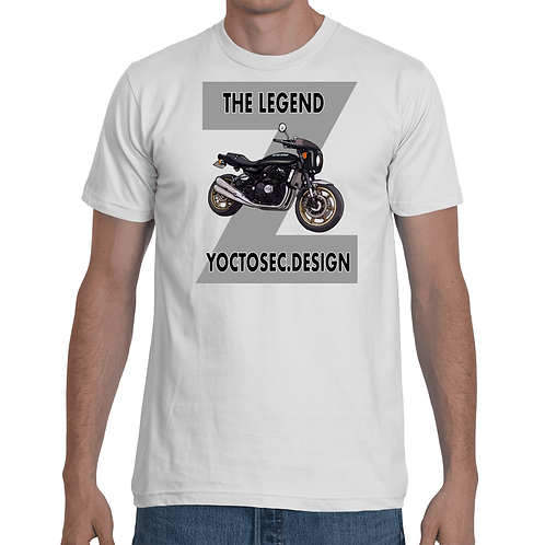 Z900RS Black Heavy Weight T-shirts